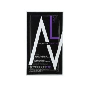 77-MoroccanTan Luminous Lotion 3 in 1 Extender and Gradual Tanner Sachets - 25 stuks