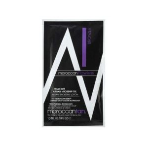 79-MoroccanTan Flawless Instant Wash Off Lotion Sachets – 25 stuk