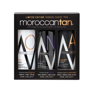 Moroccantan tanners choice samples
